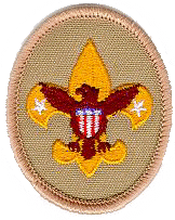 Tenderfoot Patch